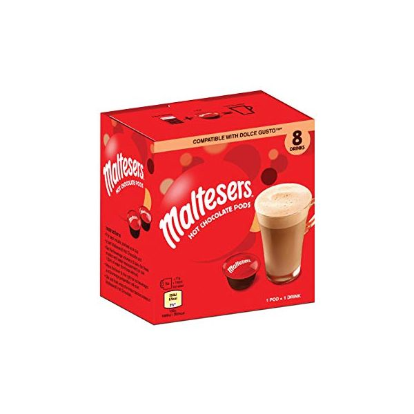 Maltesers Hot Chocolate Dolce Gusto Pods