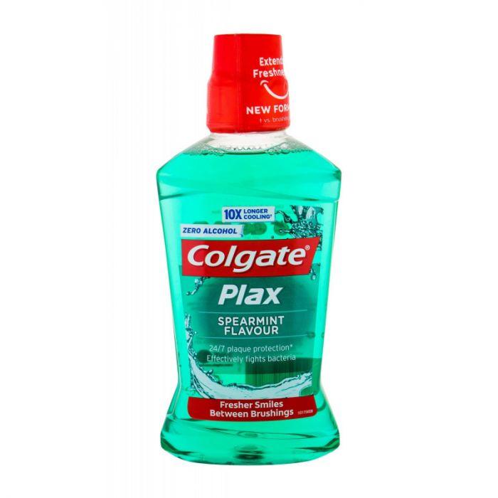Colgate Plax Spearmint Flavour Mouthwash 500 Ml