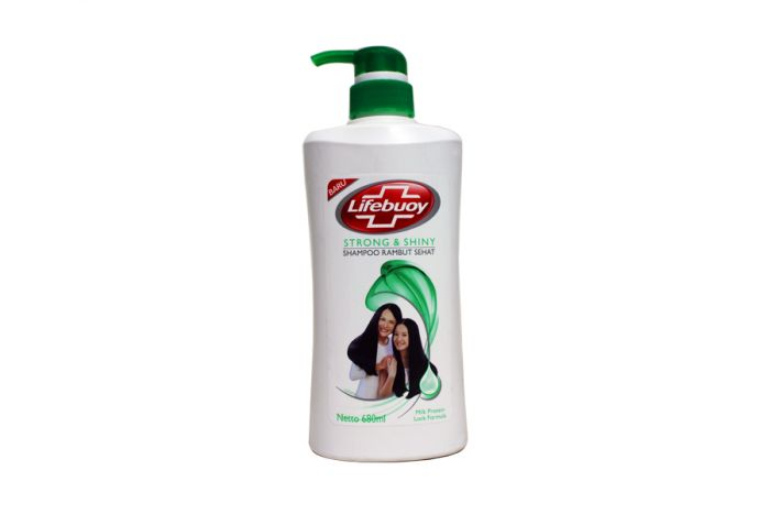 Lifebouy Shampoo Rampust Sehat 680 Ml